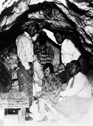 Robber Baron Cave History Tcma
